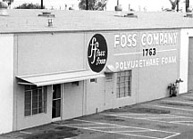 The Foss Company's former headquarters.